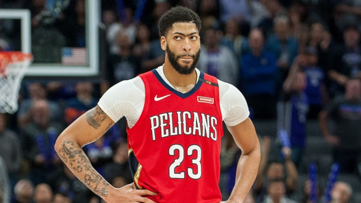NBA Trade Rumors: Blazers Could Offer C.J. McCollum And Jusuf Nurkic For Anthony Davis