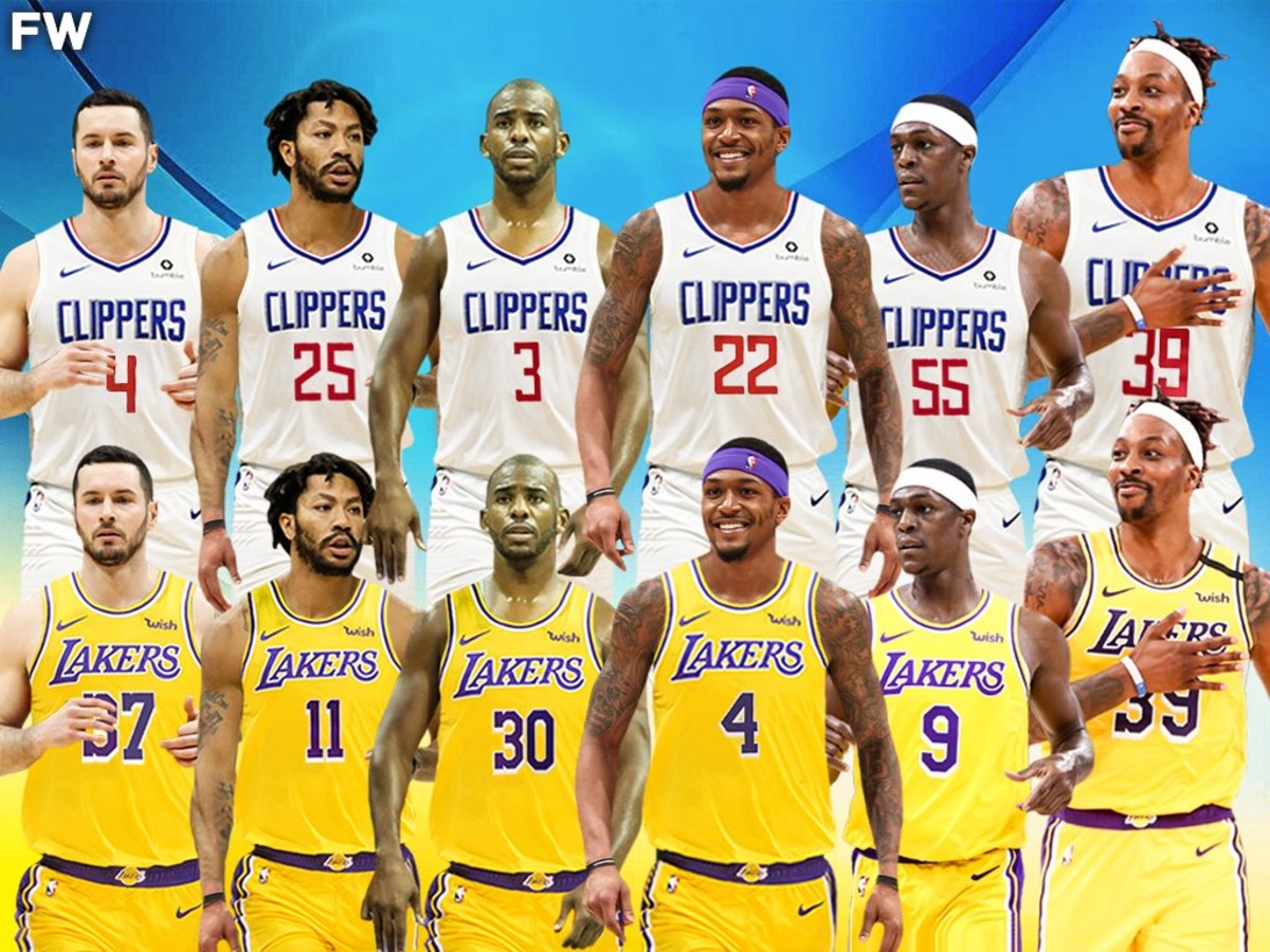 NBA Rumors: 10 Players That Could Play For The Lakers Or The Clippers Next Season