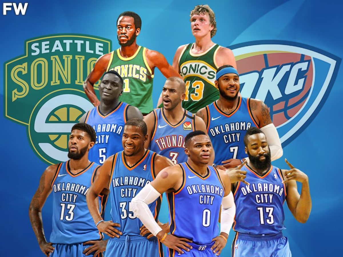 Oklahoma City Thunder: The Best Talent Grooming Franchise That Consistently Loses Superstars