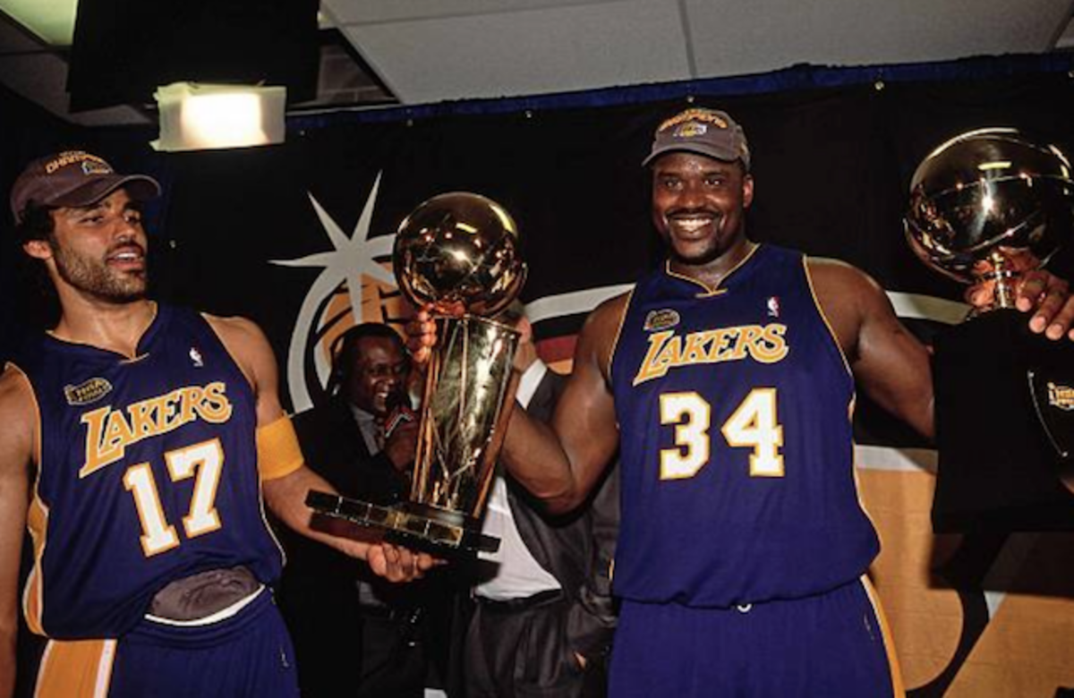 Rick-Fox-Shaquille-ONeal