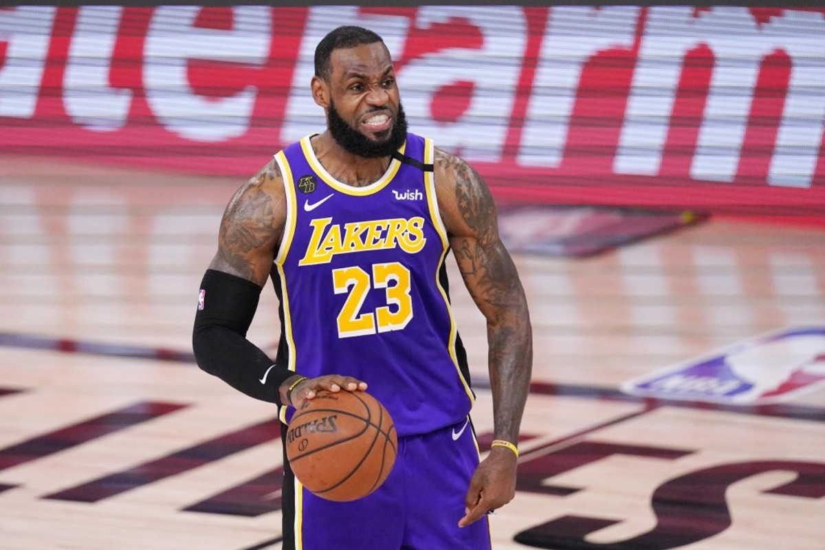 'LeBron James Is The 5th Best Point Guards In The NBA,' Per NBA GMs