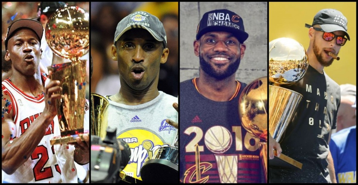 Top 16 Best Superstars In NBA Finals History