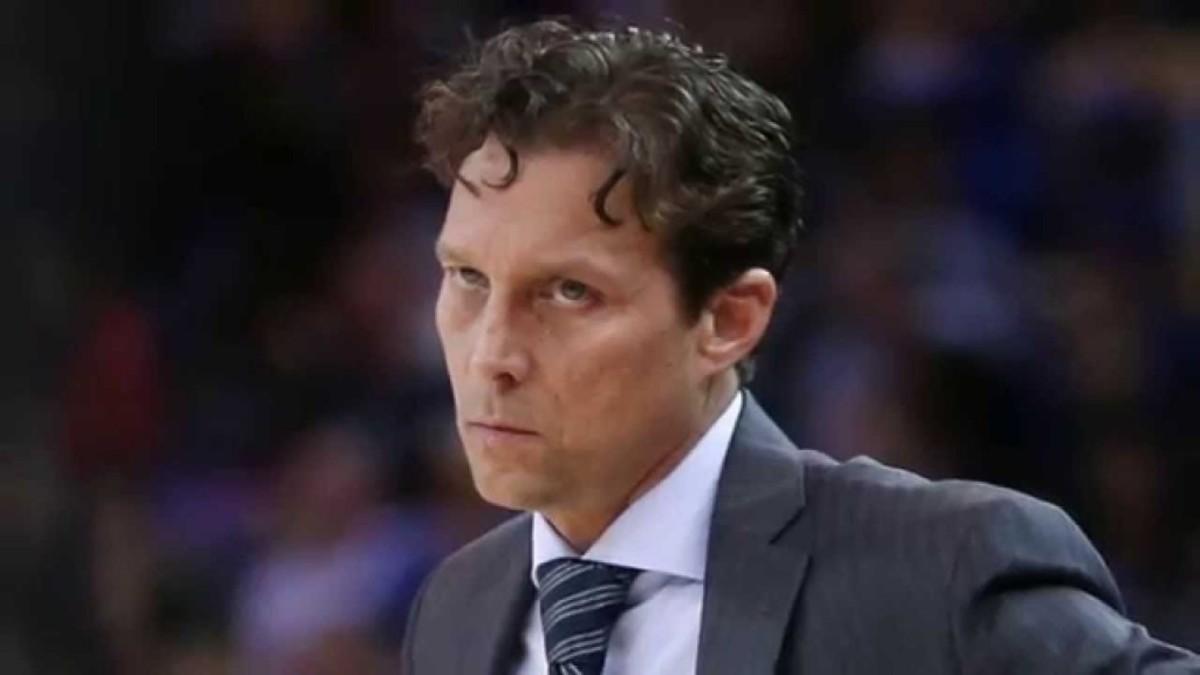 Quin Snyder coach Utah