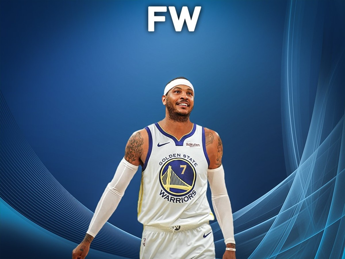 NBA Rumors: Carmelo Anthony Could Sign With Warriors On Veteran Minimum Deal