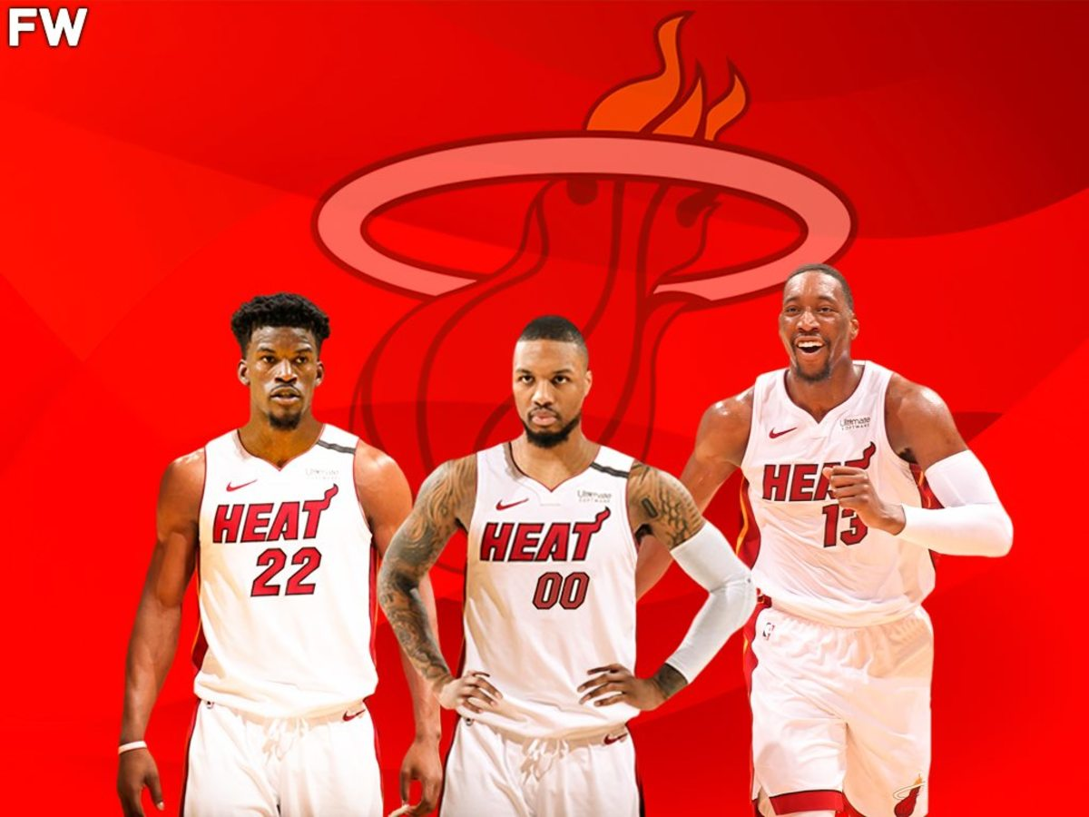 Crazy Trade Idea: The Miami Heat Could Land Damian Lillard For A Trade Package The Trail Blazers Can't Refuse