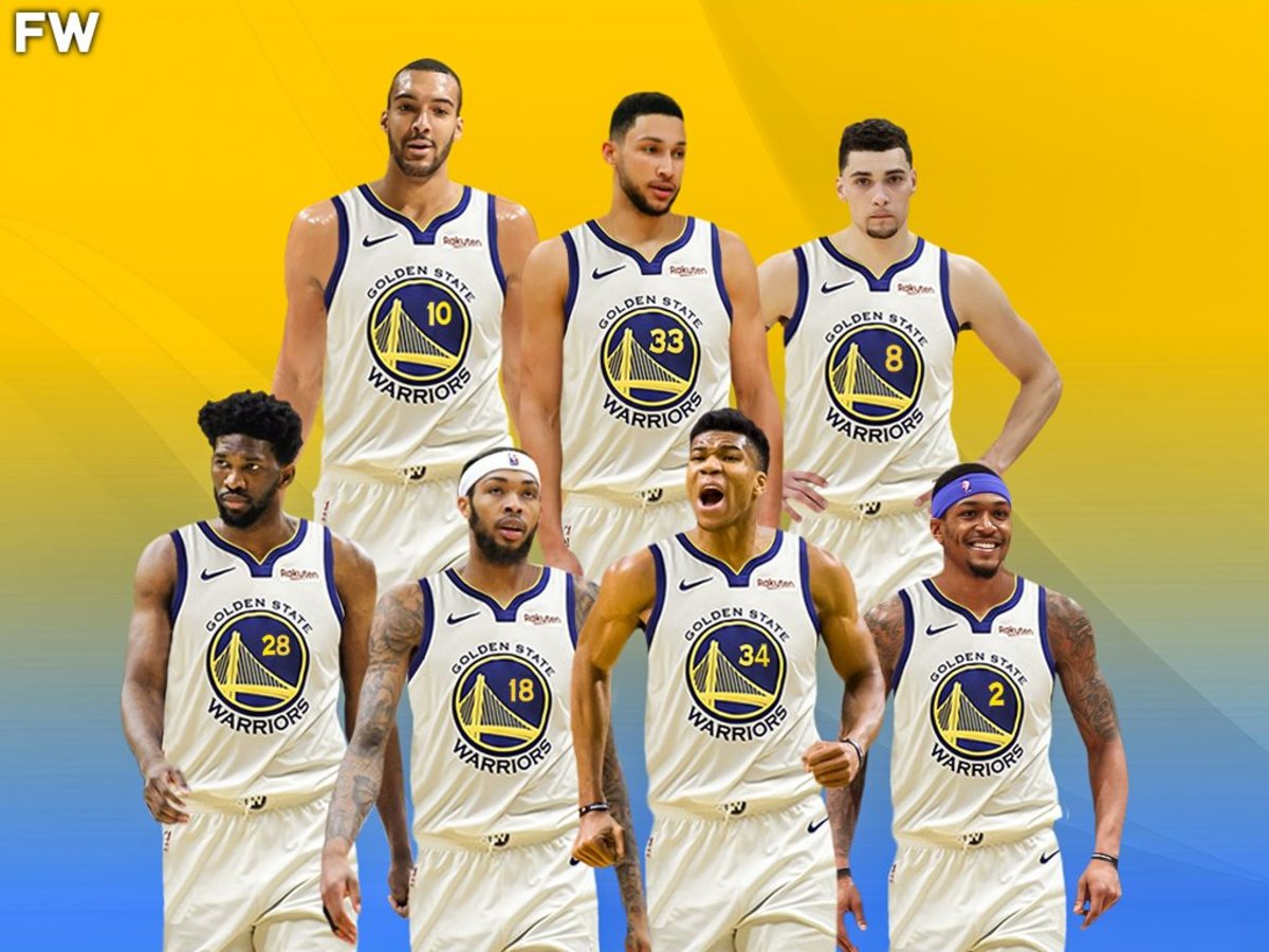 7 Superstars The Golden State Warriors Can Land For The No. 2 Pick On NBA Draft Night