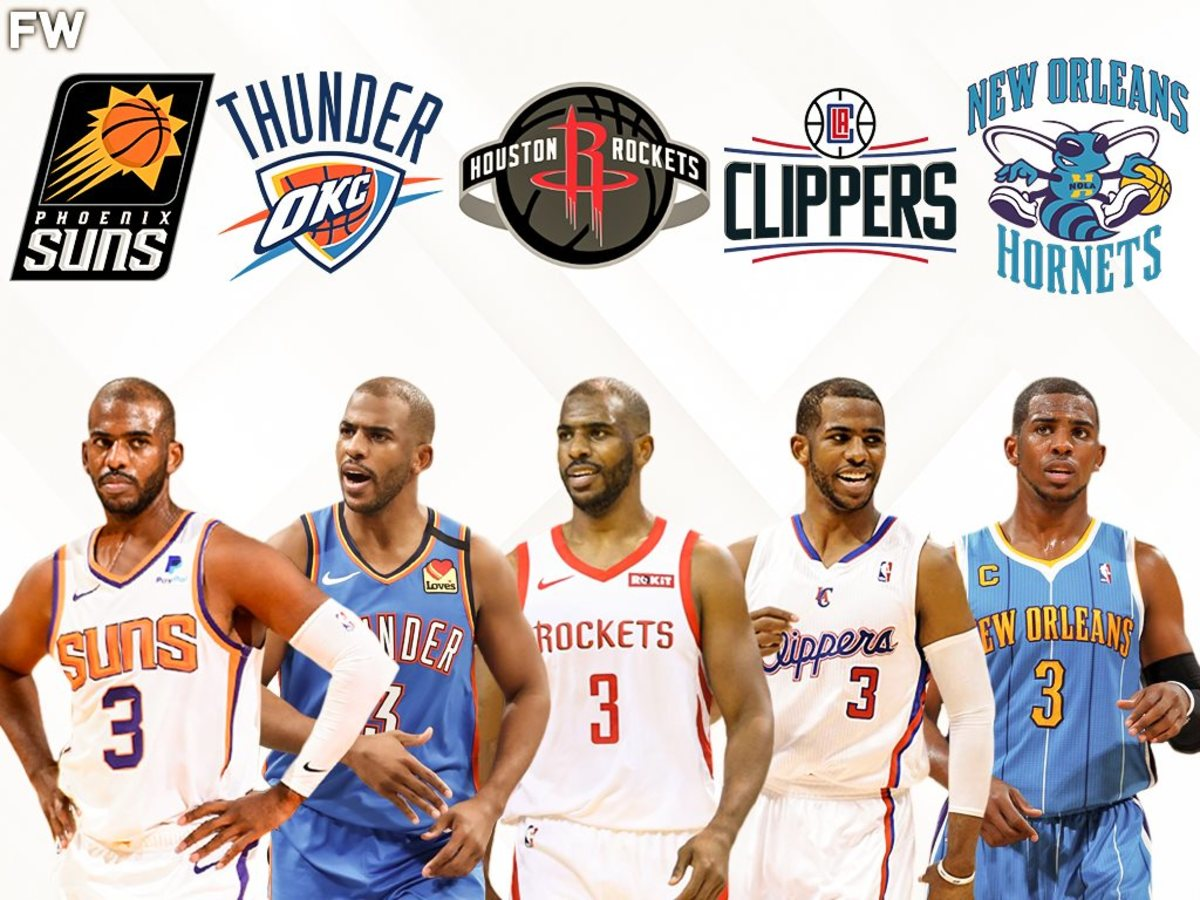 The Evolution Of Chris Paul And How He Continues To Make His Teams Great