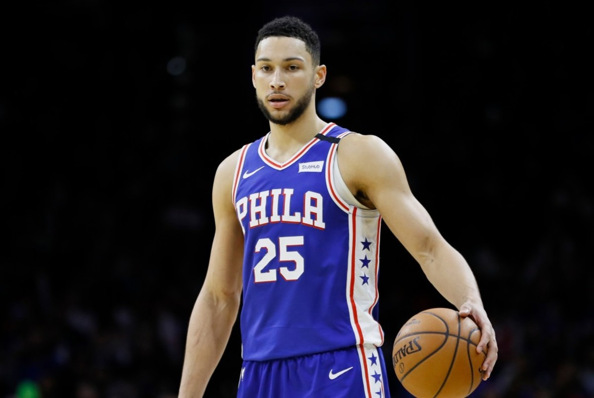 Ben Simmons 'More Than Interested' In Playing For Different NBA Franchise, Rich Paul Trying To Set Up A Trade