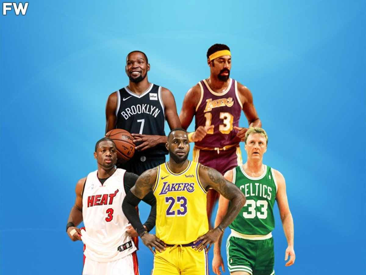 Superteam 3.0 - Led By LeBron James
