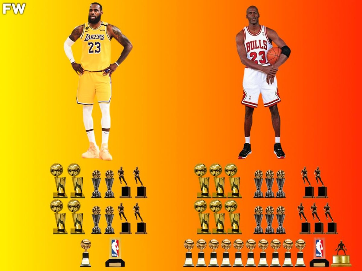 Why NBA Fans Think It Is Insult For LeBron James To Be The Second Best Player Ever