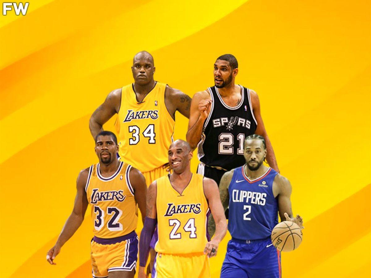 Superteam 2.0 - Led By Kobe Bryant