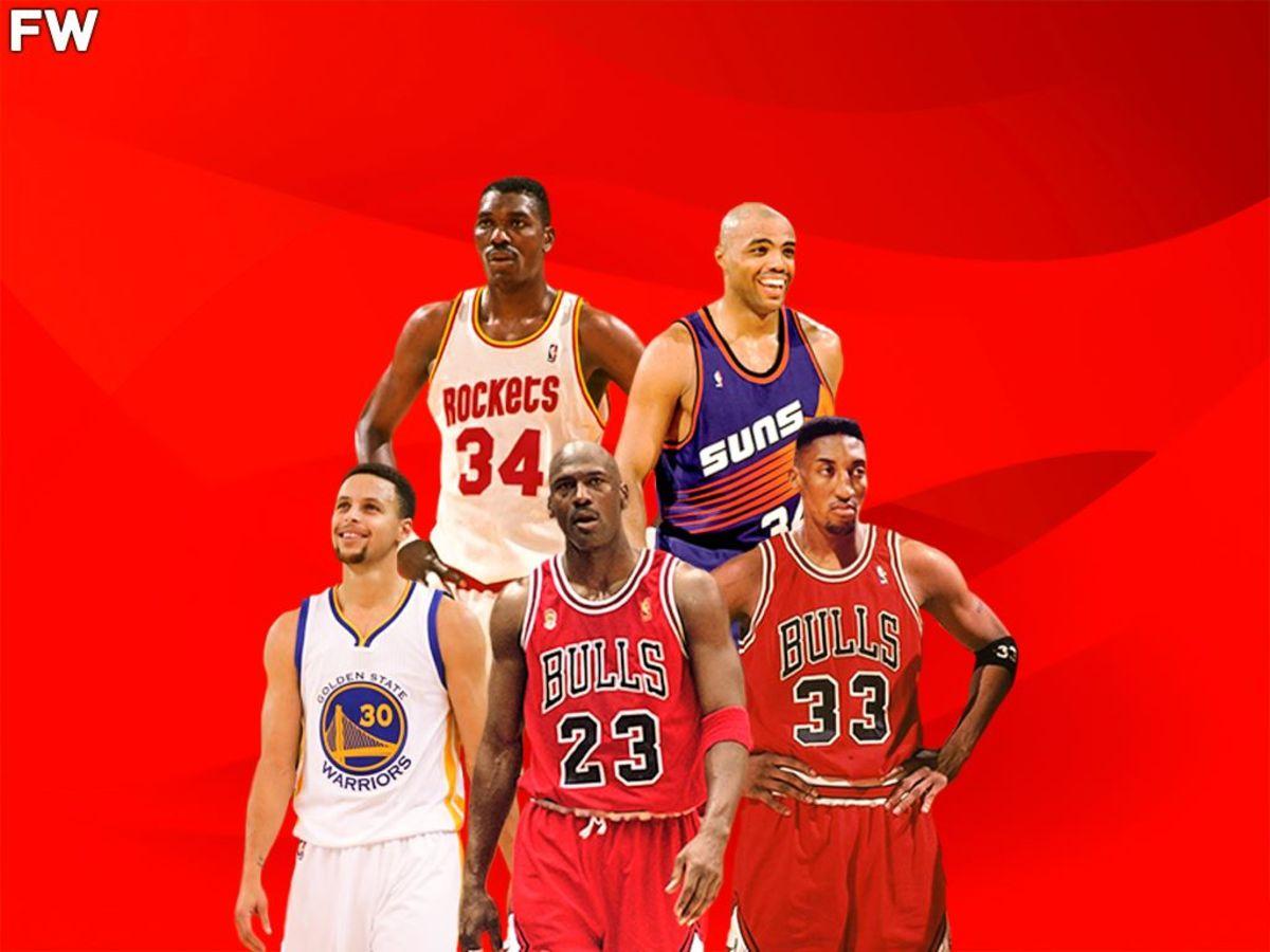 Superteam 1.0 - Led By Michael Jordan