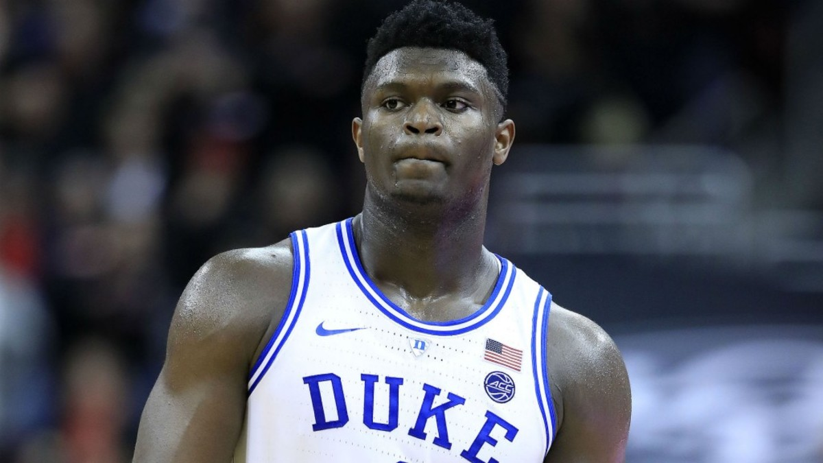 Fans Were Pissed Off After Another Woman Tried To Expose Zion Williamson On Facetime