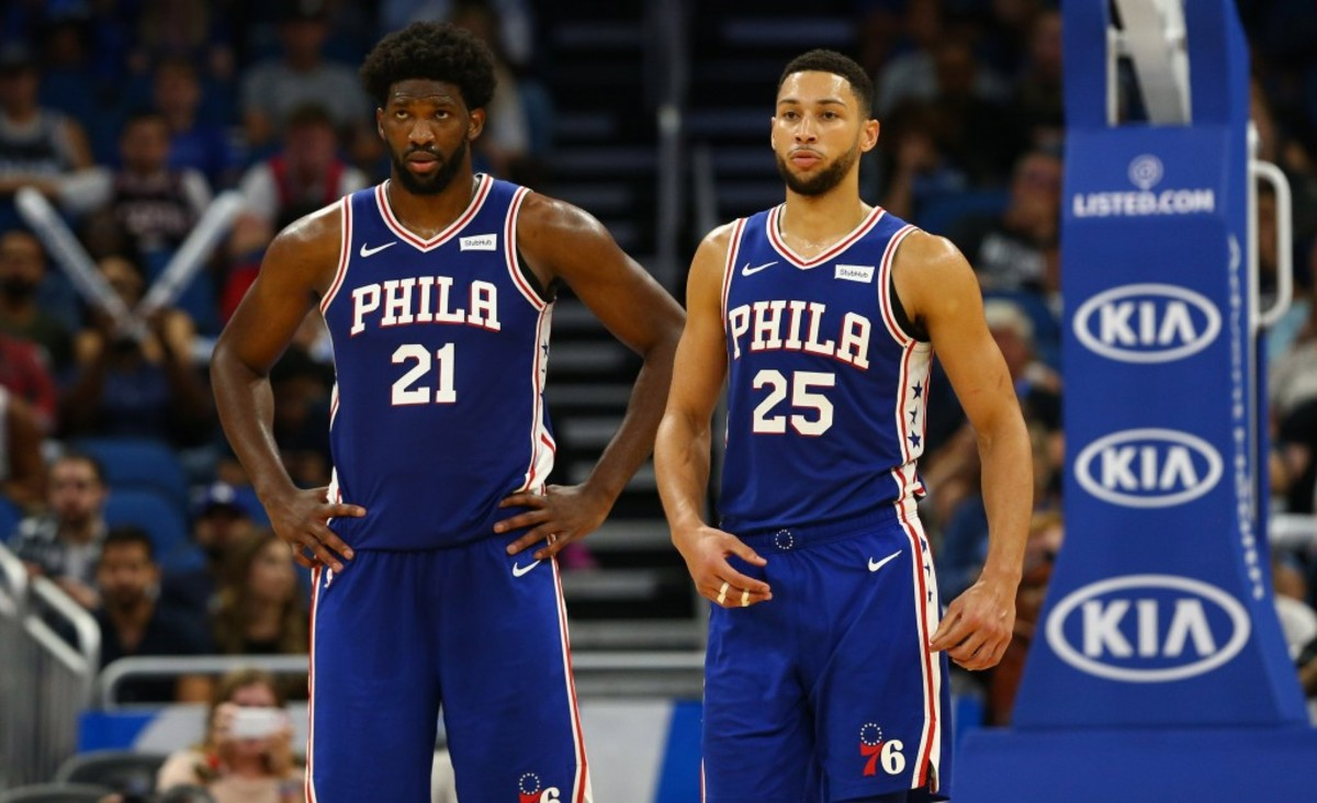 5 Reasons Why Joel Embiid And Ben Simmons Will Never Win An NBA Title Together