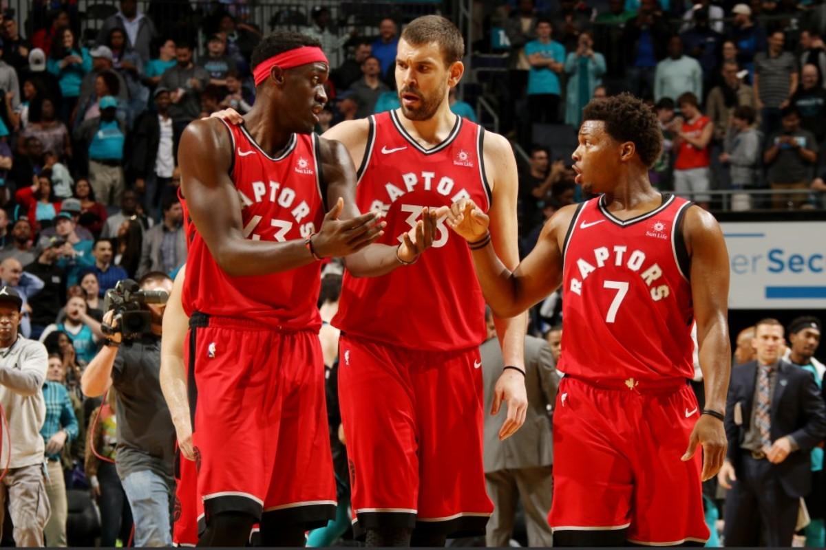 (3) Toronto Raptors vs. (14) Memphis Grizzlies