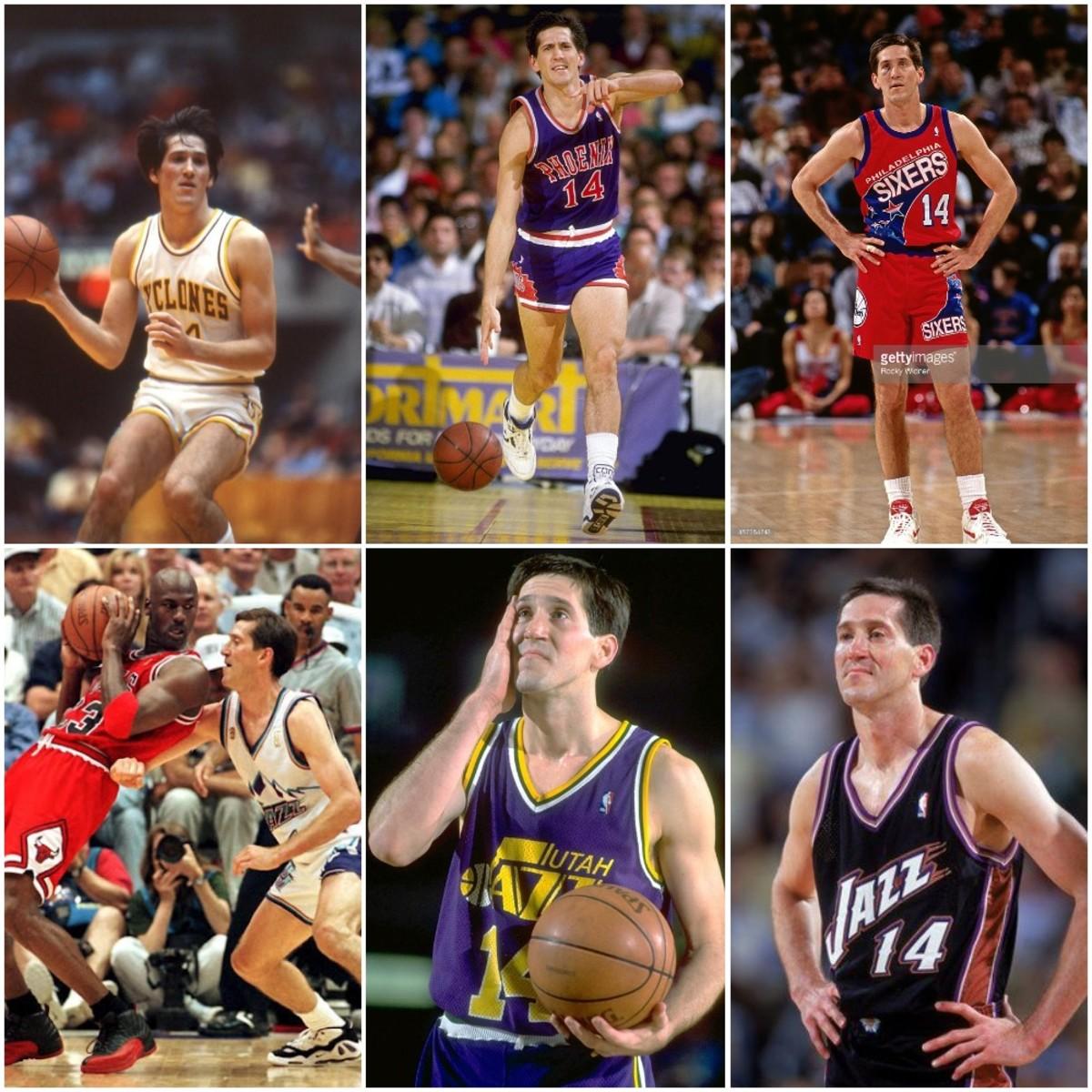 Jeff Hornacek (New York Knicks)