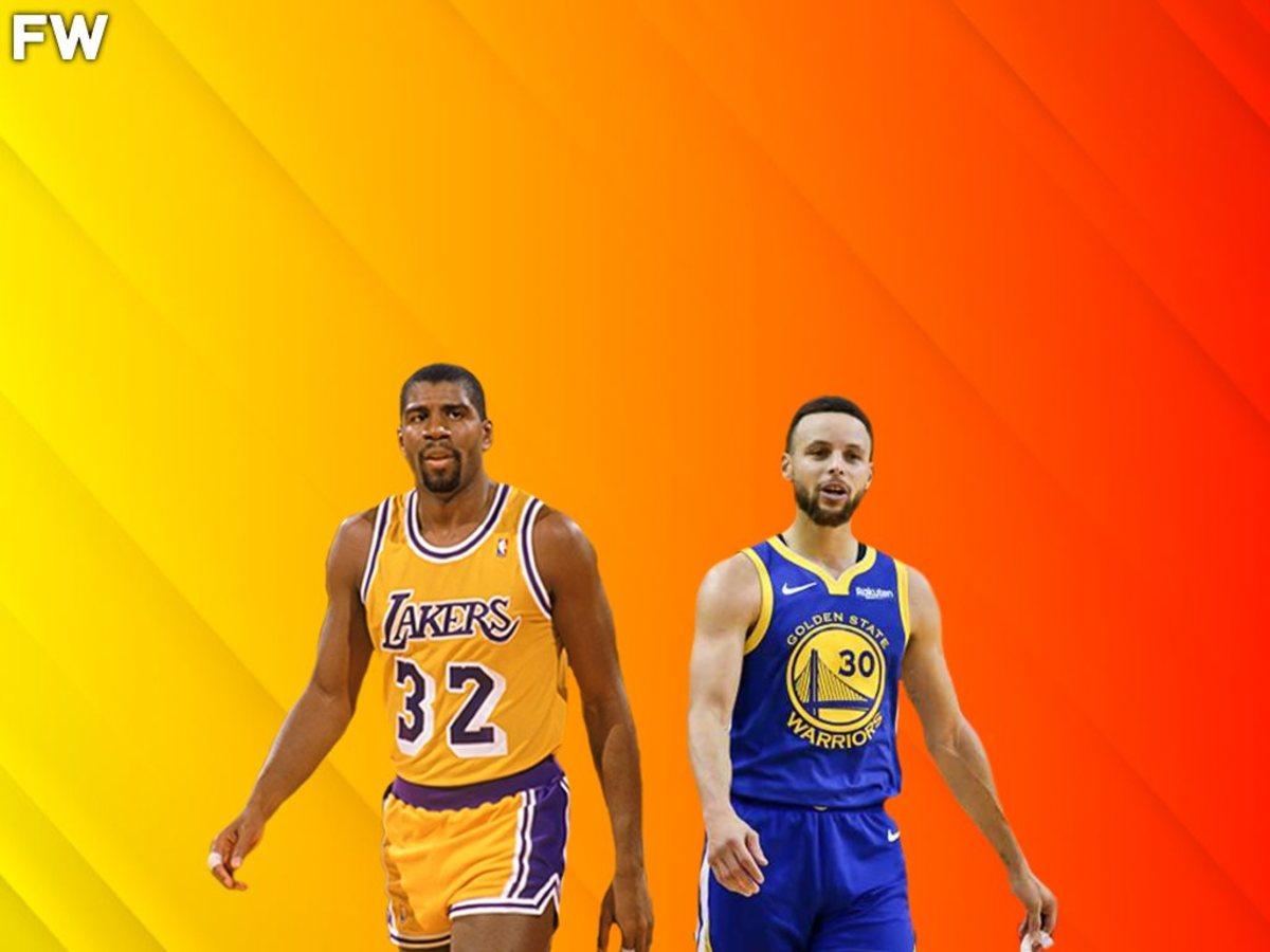 Magic Johnson vs. Stephen Curry