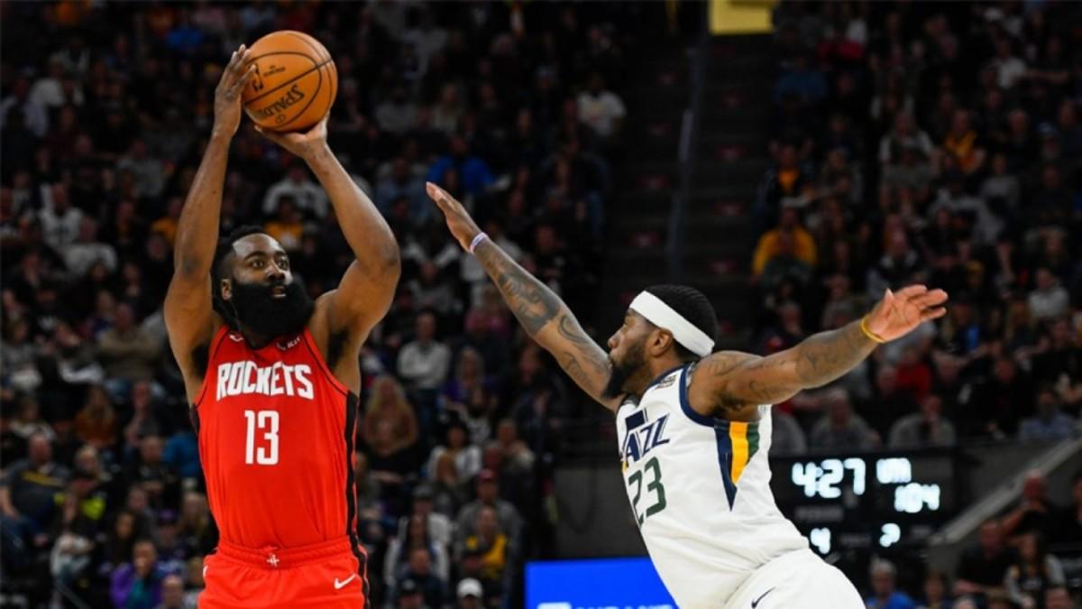 (7) Utah Jazz vs. (10) Houston Rockets