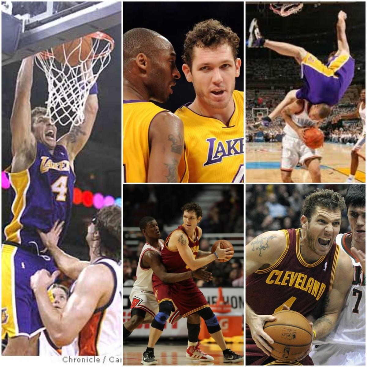 Luke Walton (Los Angeles Lakers)