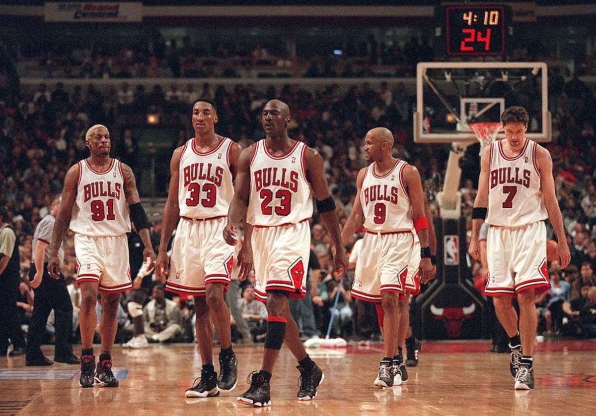 Brian Windhorst: 'I Don't Remember Jordan's Bulls Ever Being In Danger In The NBA Finals'