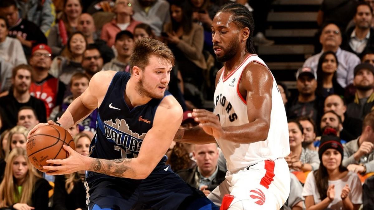 (4) Los Angeles Clippers vs. (13) Dallas Mavericks