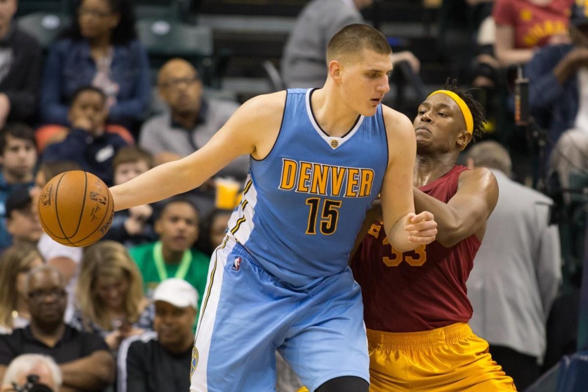 (6) Denver Nuggets vs. (11) Indiana Pacers