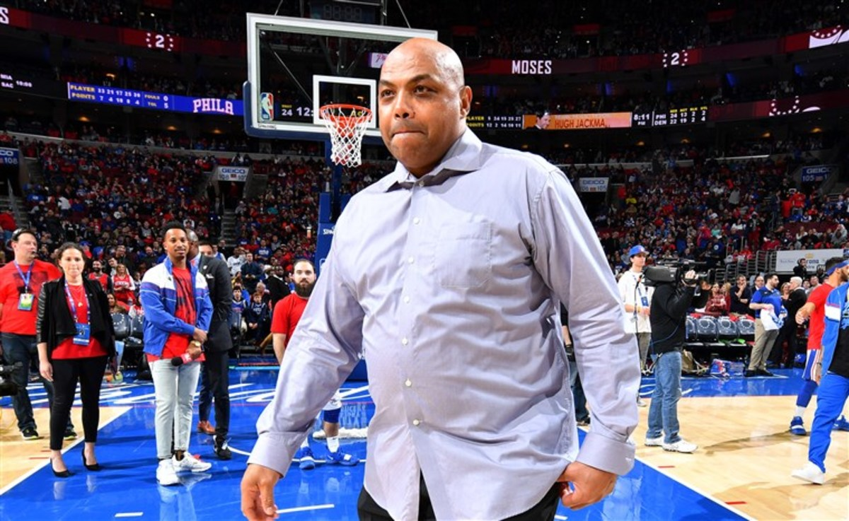 Charles Barkley Says He Fell Ill And Has Been Self-Quarantined. He Took A Test For Coronavirus And Is Awaiting Results.
