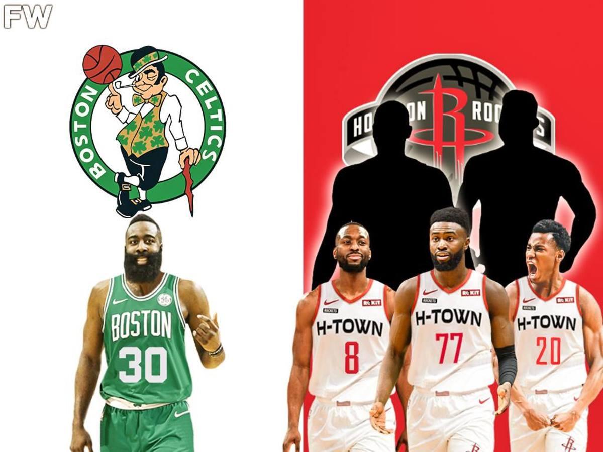 NBA Rumors: Boston Celtics Could Land James Harden In A Blockbuster Trade