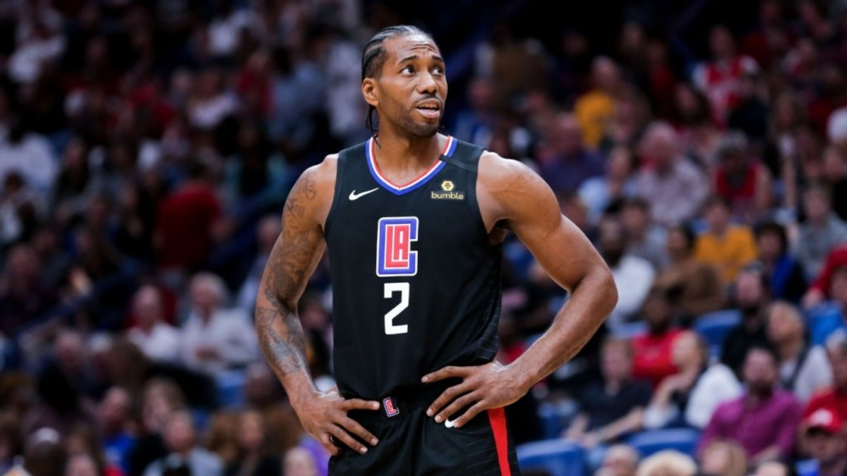 Steven A. Smith Goes Off On Kawhi Leonard: 'You Owe The Clippers. You Essentially Blackmailed The Clippers.'