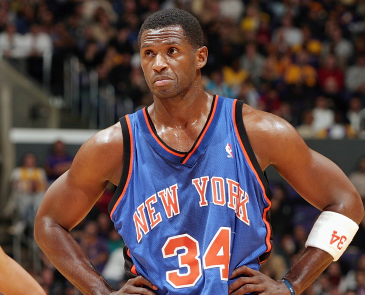 Antonio McDyess Knicks