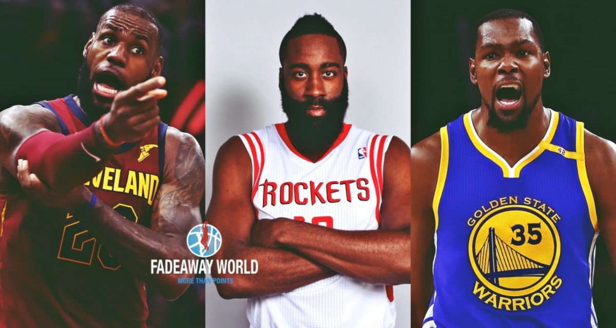 NBA Weekly MVP Power Rankings: James Harden Keeps Climbing Up The Ladder