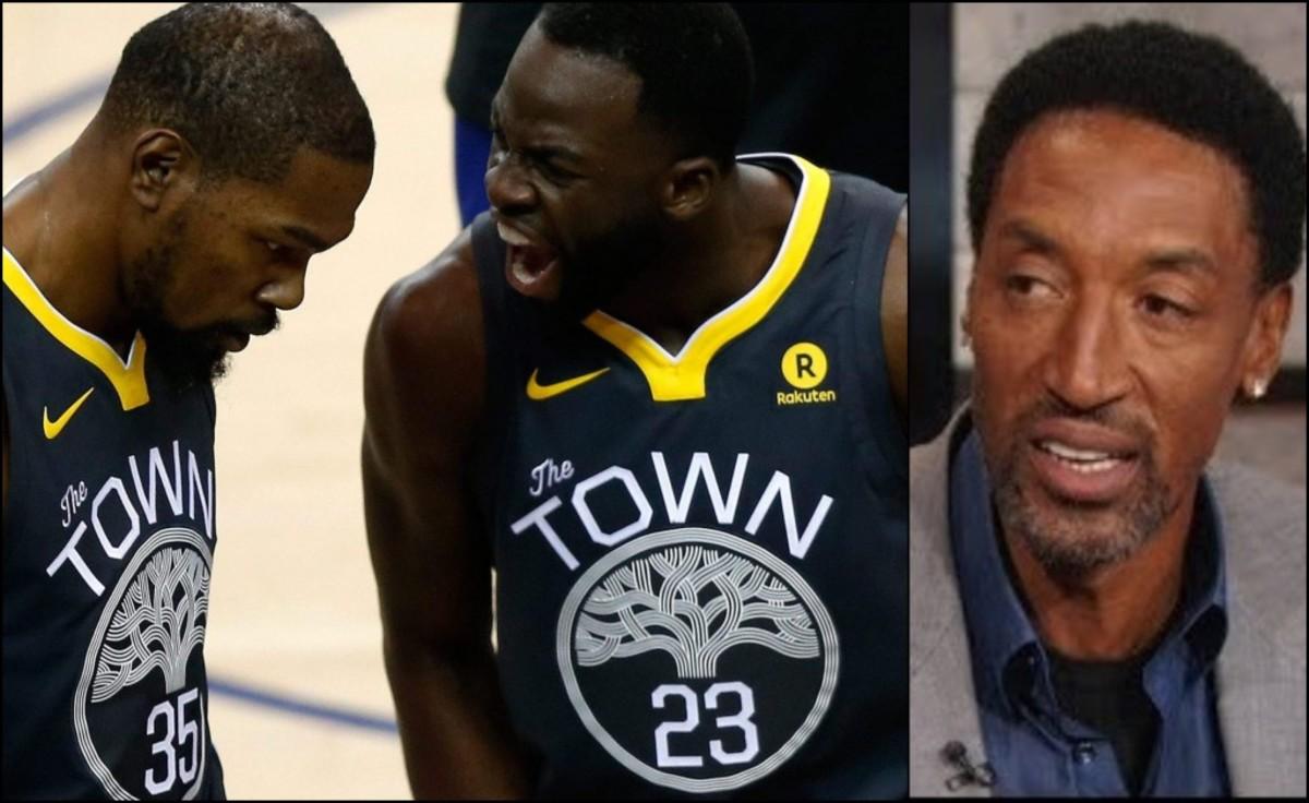 Scottie Pippen Says Durant-Draymond Incident Will Make Warriors Stronger