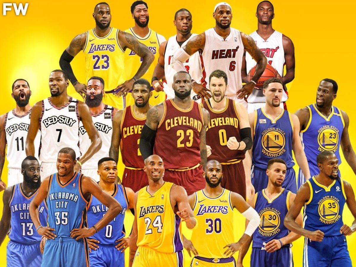 Kobe Bryant Was Forbidden To Get Chris Paul While LeBron James And Kevin Durant Created Two Superteams In The Last 10 Years