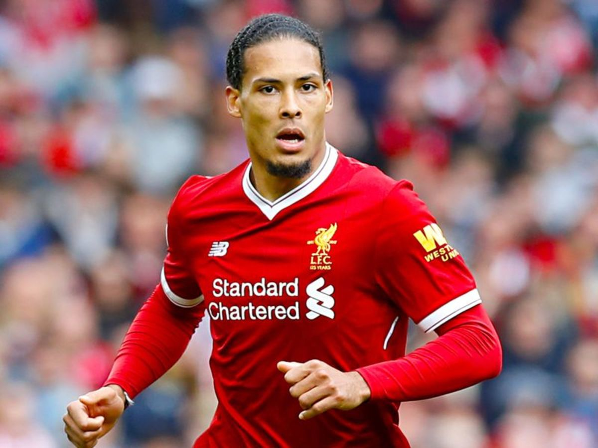 finest selection 47a19 dcd5a Liverpool News: Virgil Van Dijk Refuses To Talk About New ...