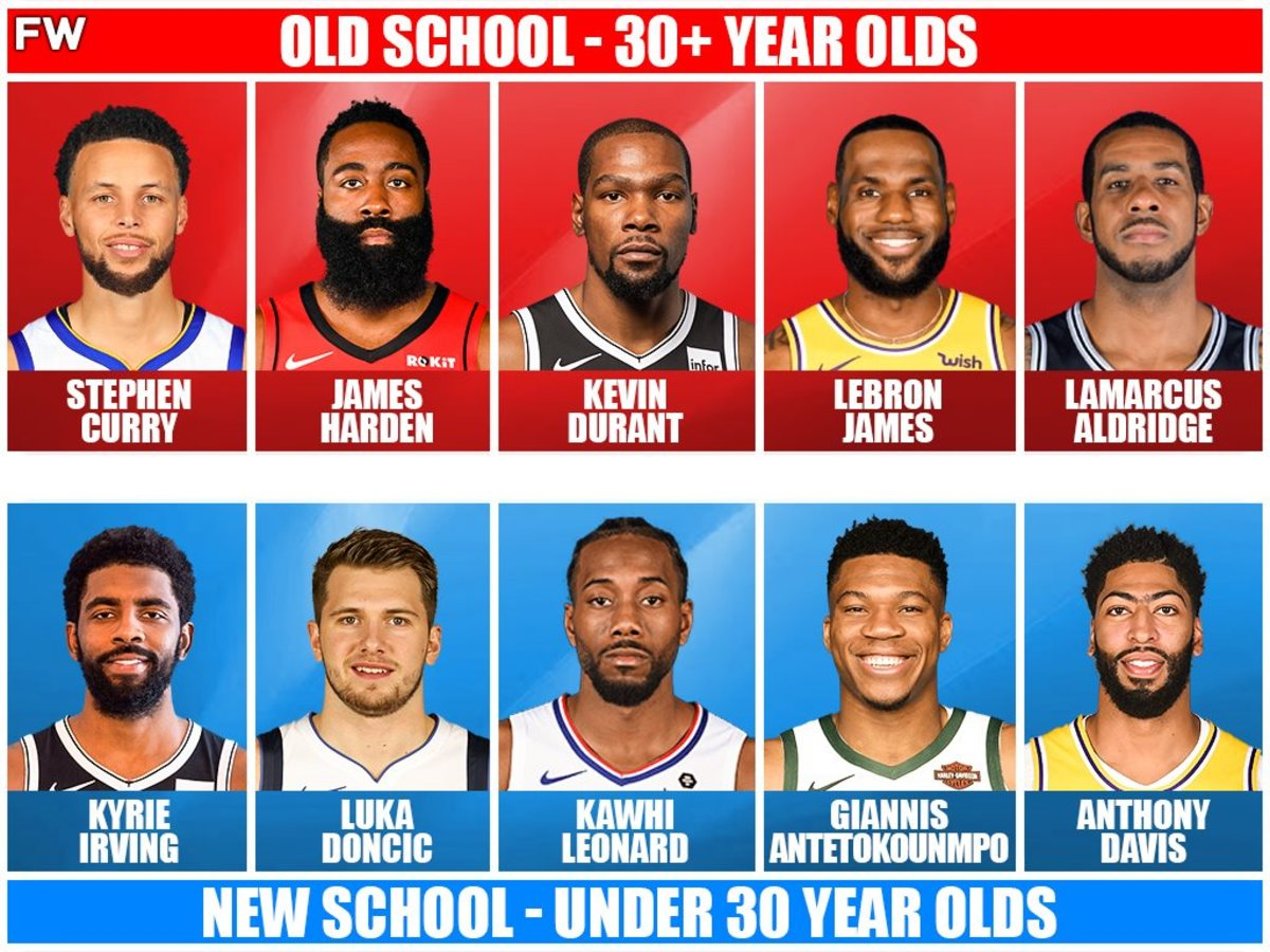 The Game Everyone Wants To Watch: Old School Superstars vs. New School Superstars