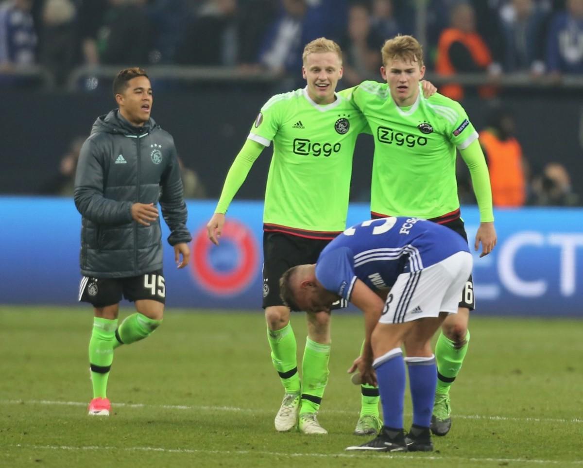 Donny Van Der Beek