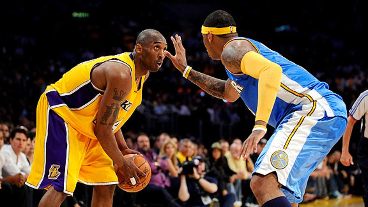 Carmelo vs. Kobe