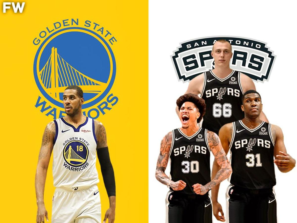 NBA Rumors: Golden State Warriors Could Acquire LaMarcus Aldridge For Kelly Oubre Jr., Kevon Looney, And Alen Smailagic