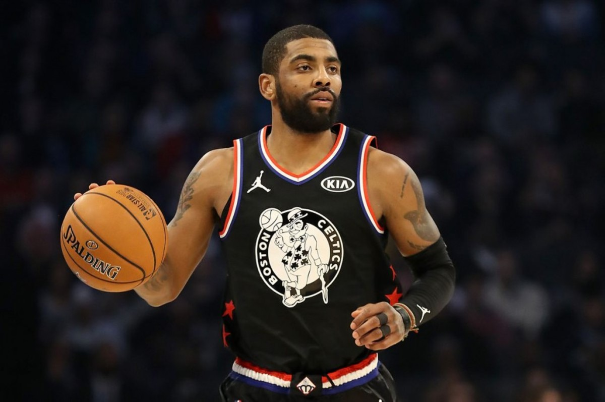 Kyrie Irving Is Trying To Recruit Kevin Durant And DeAndre Jordan To Sign With The Brooklyn Nets