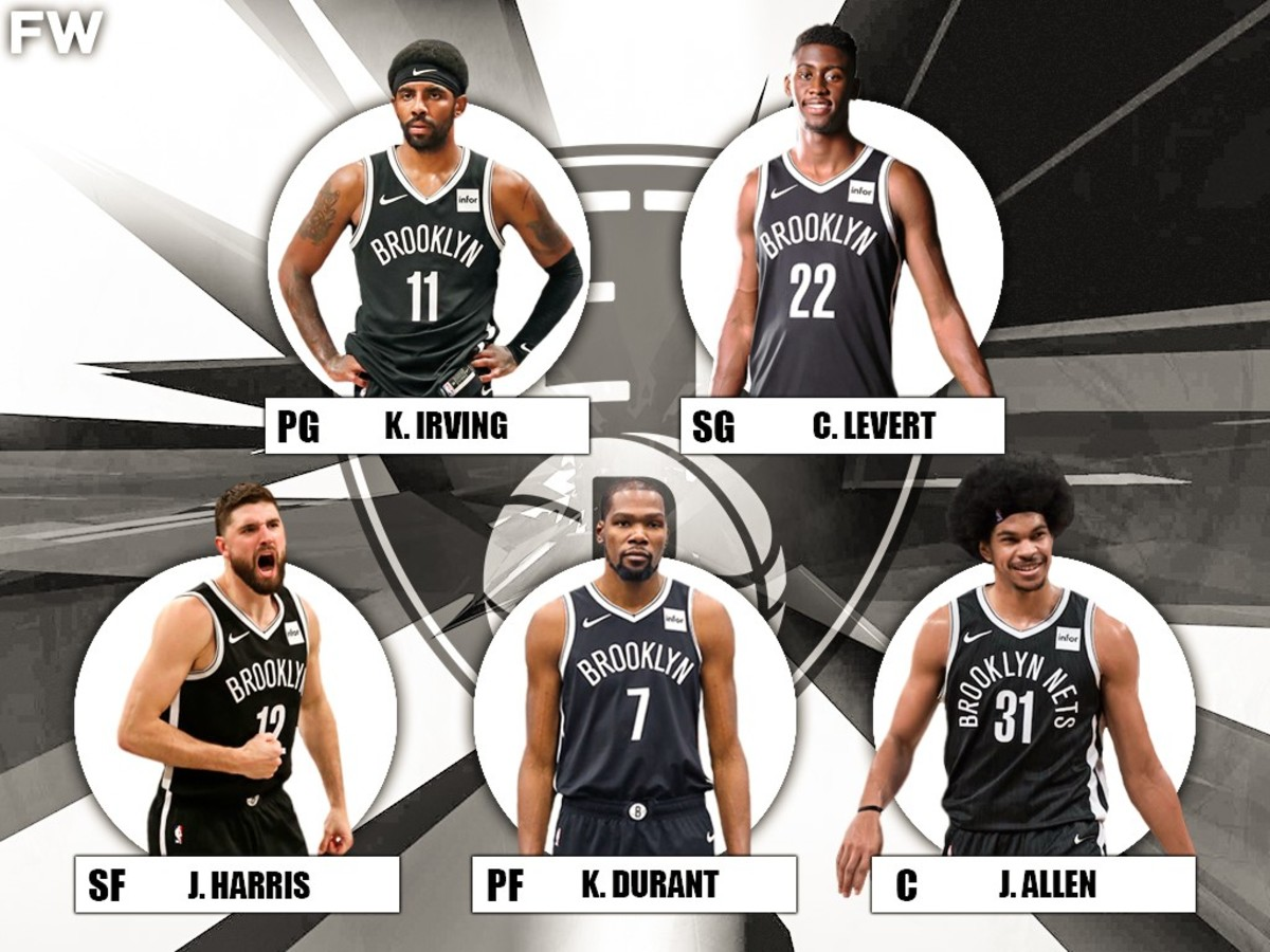 The 2020-21 Projected Starting Lineup For The Brooklyn Nets