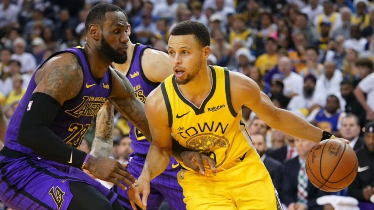 LeBron James On How To Stop Steph Curry: You Can't
