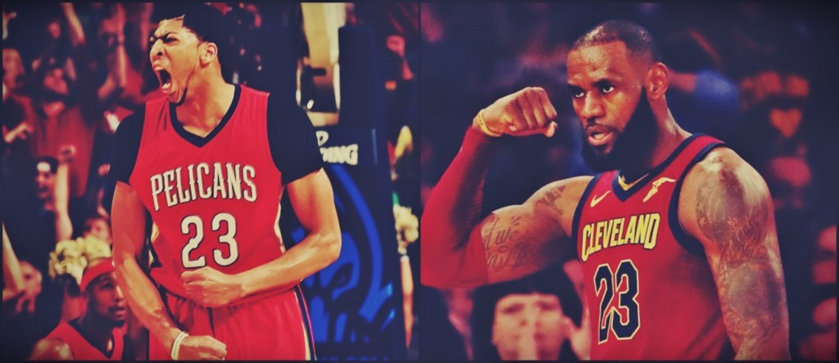2017-18 NBA MVP Power Rankings: Anthony Davis And LeBron James... The Race Is Not Over Yet