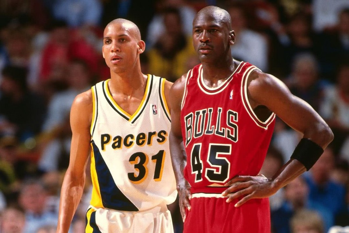 Video: When A 34-Year-Old Michael Jordan's Off-Ball Defense Held Prime Reggie Miller To 0 Points In 1998 ECF