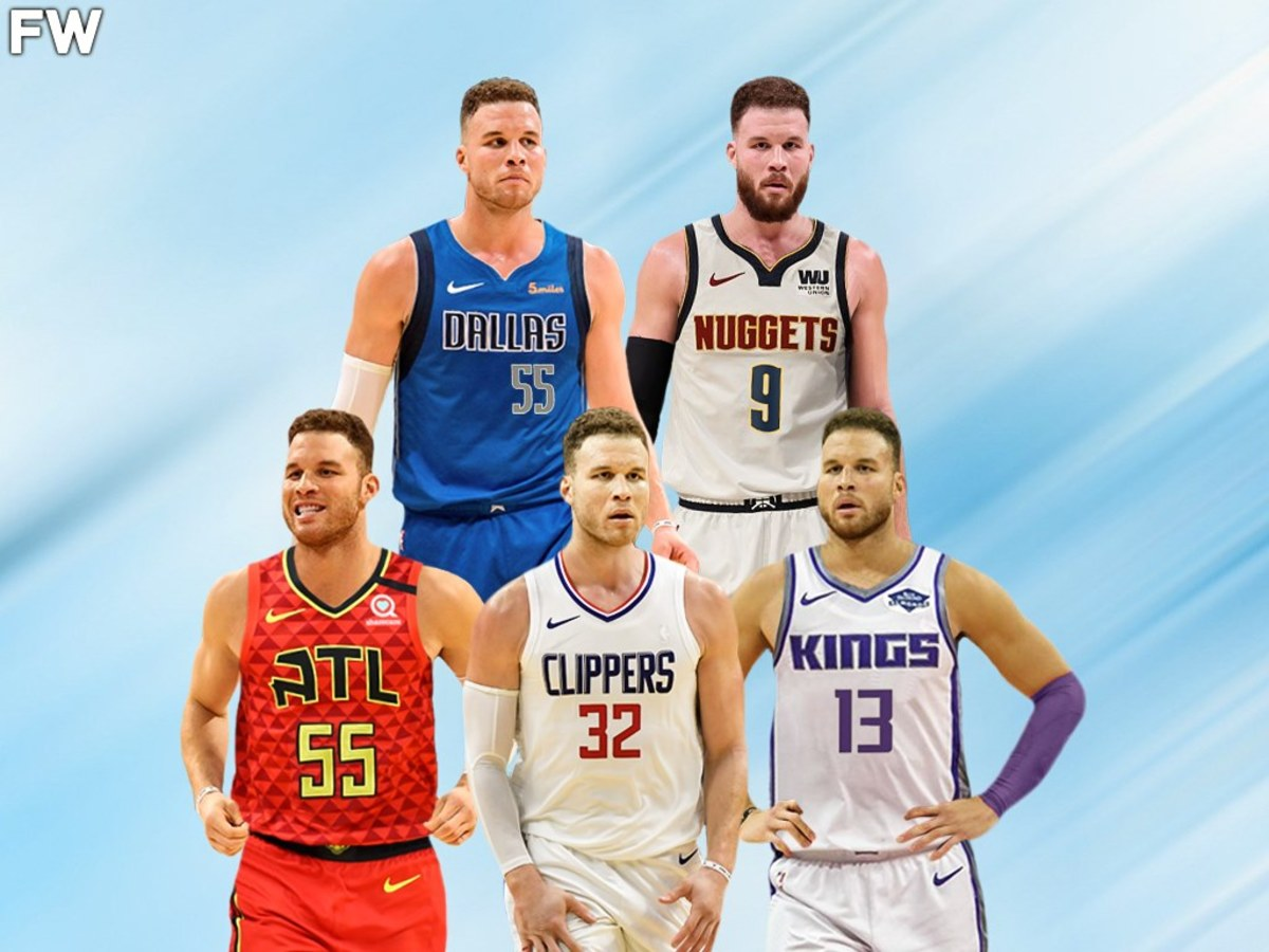 NBA Rumors: Top 5 Best Destinations For Blake Griffin