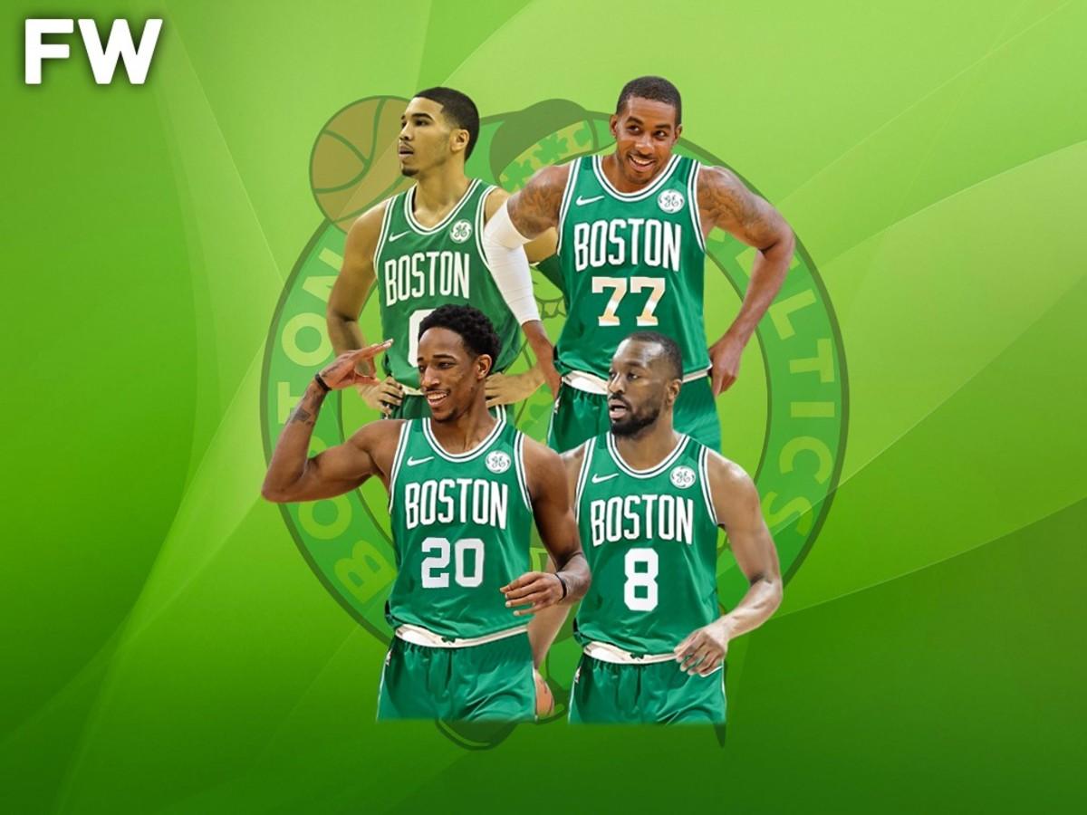 Boston Celtics Big 4 Blockbuster Trade Spurs