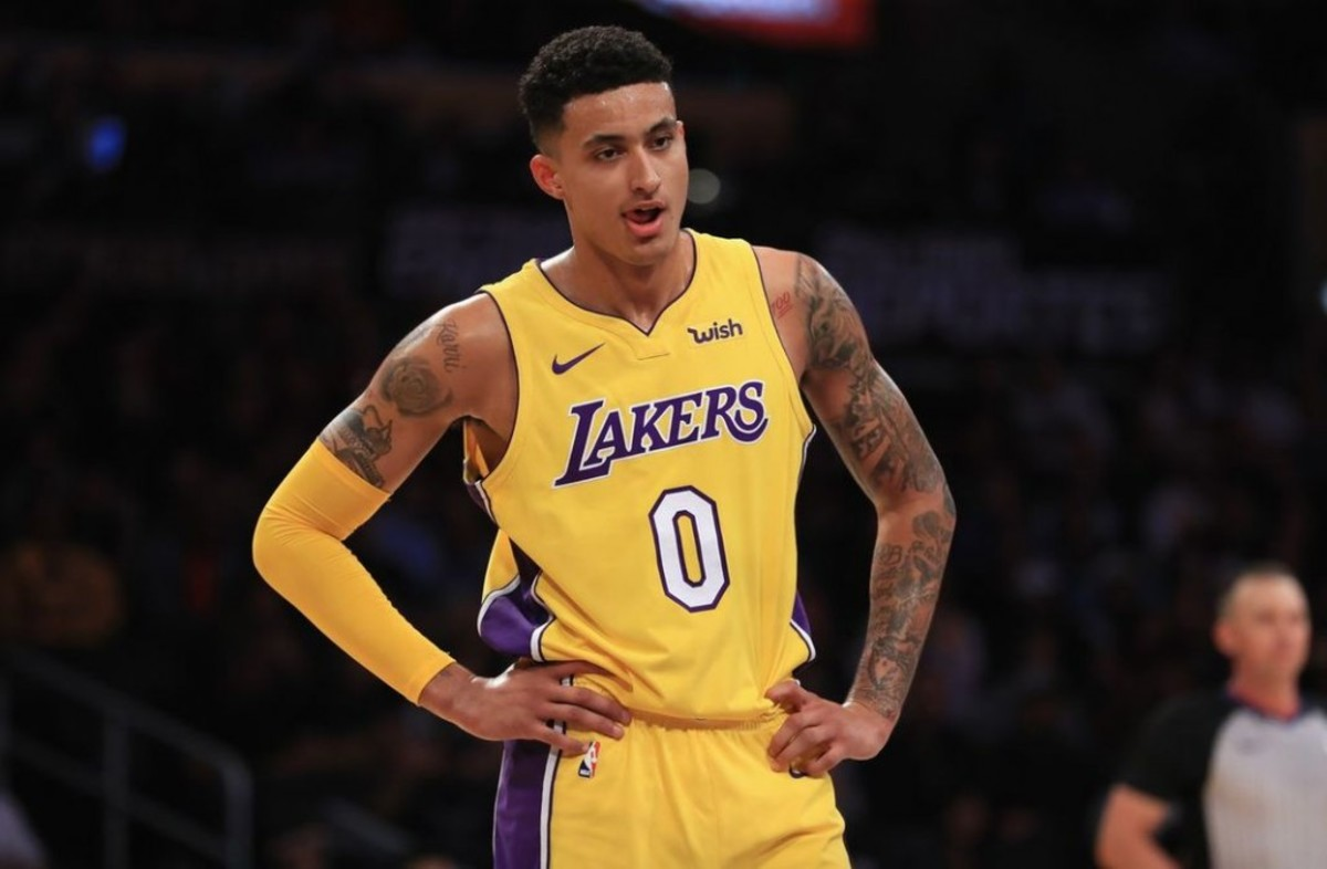 Kyle Kuzma: 'Not Everybody Is Cut Out To Be A Laker'