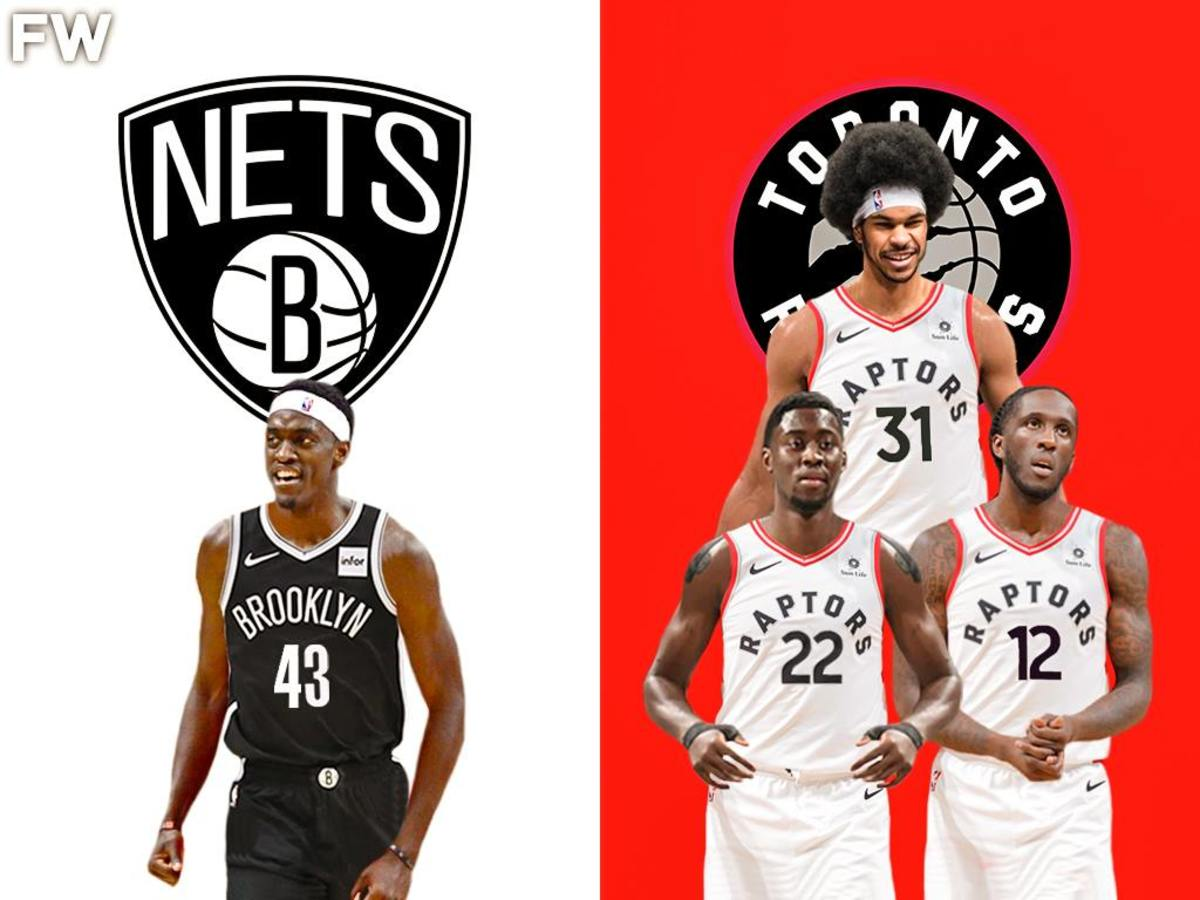 The Blockbuster Trade Idea: Brooklyn Nets Could Get Pascal Siakam For Caris LeVert, Jarrett Allen, And Taurean Prince
