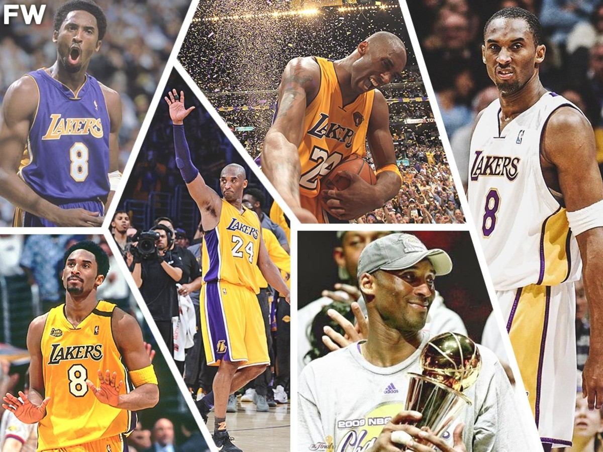 Top 10 Greatest Moments Of Kobe Bryant's Unbelievable Career