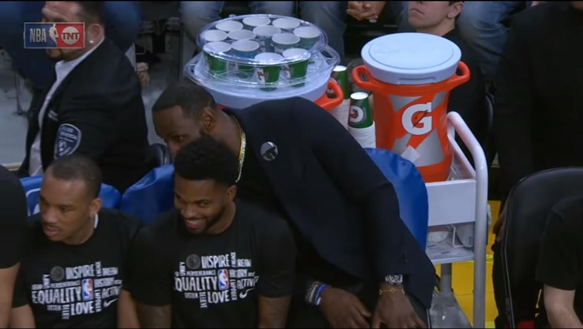 Credit: NBA On TNT