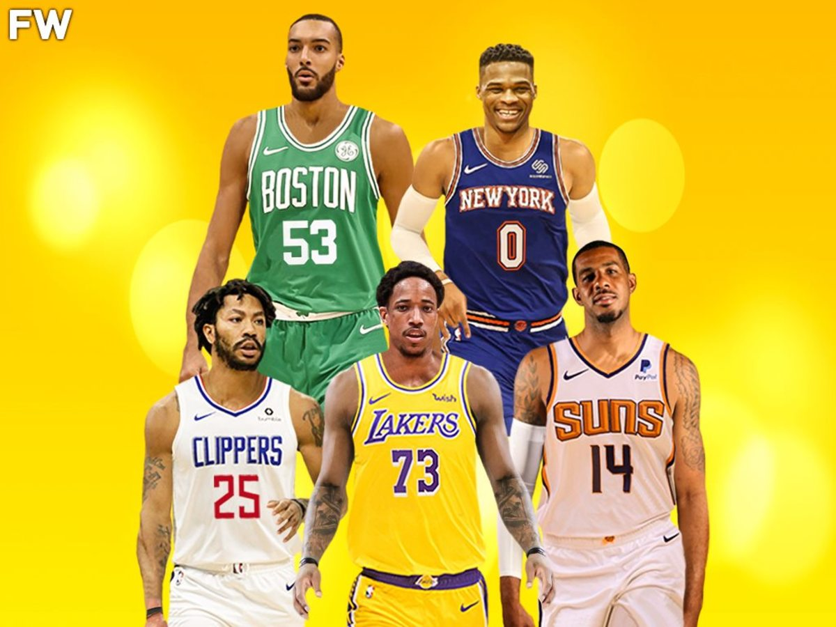 NBA Rumors: 5 Blockbuster Trades We Want To See Right Now
